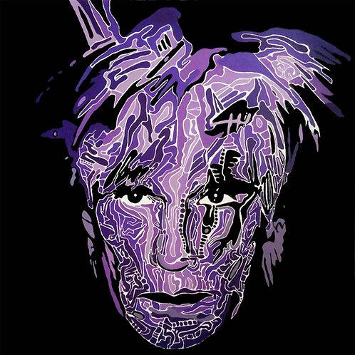 Andy Warhol -Violet