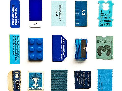 15 Blue Things #2