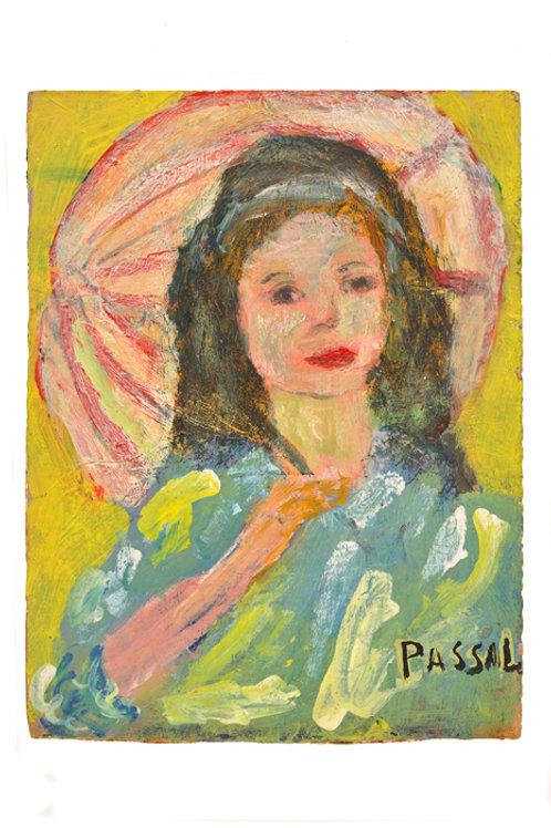 Marion Passal|boutiqueART|boutiqueartprints|Betty