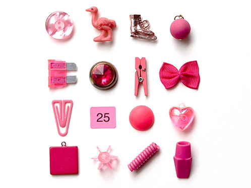 16 Pink Things