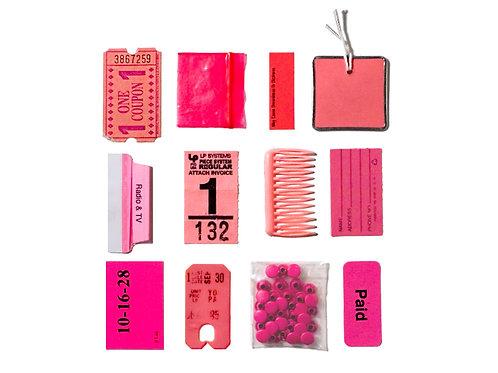 12 Pink Things