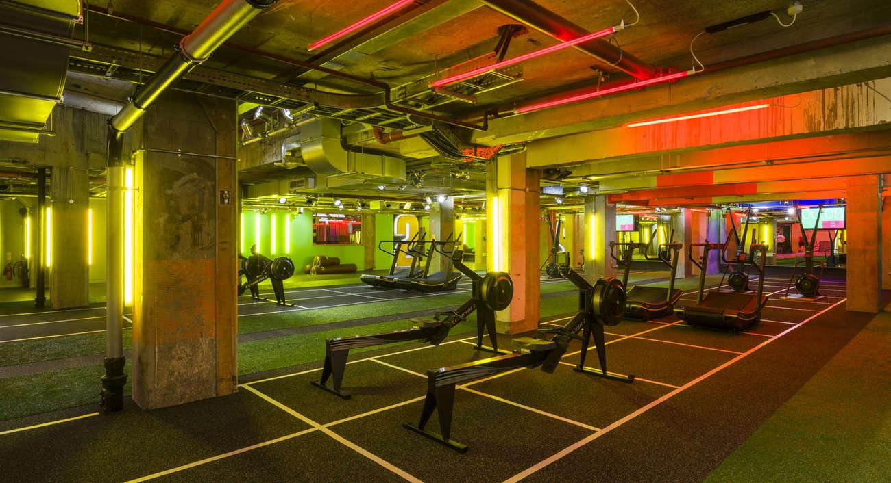 Gymbox Victoria | Lightivity Lighting Design