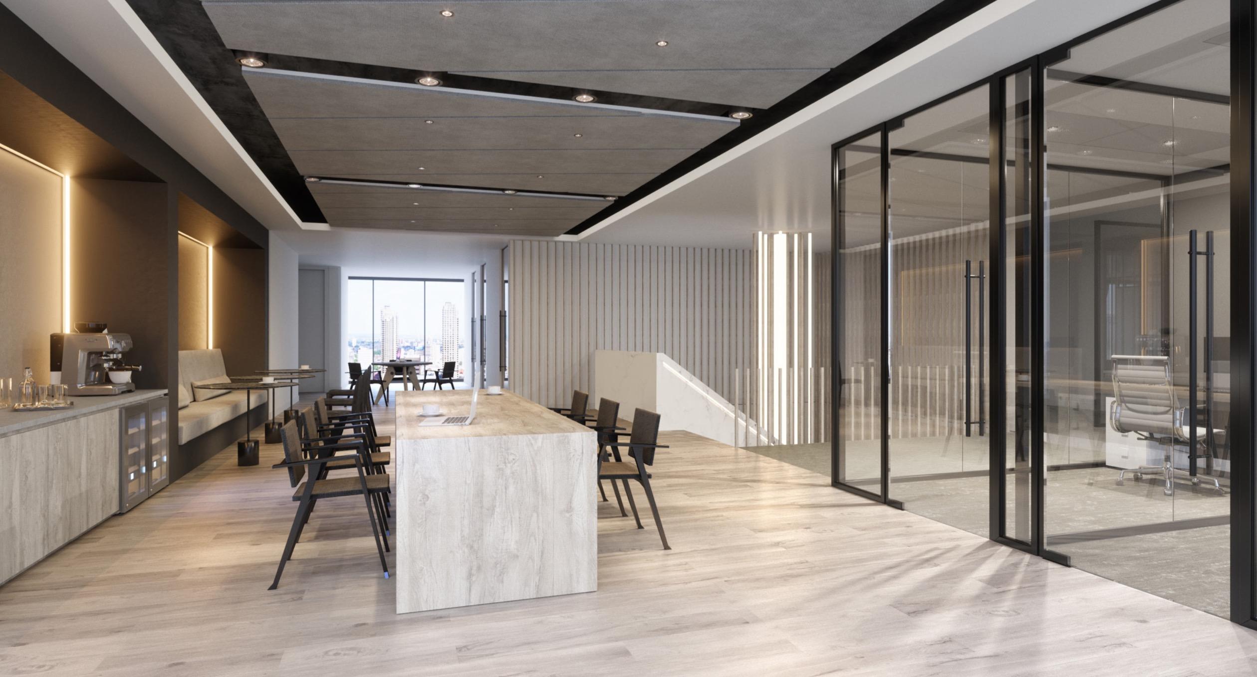 Paddington Office HQ | Lightivity Lighting Design