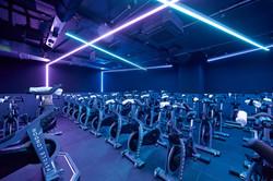 Psycle Westbourne Grove   Lightivity Lighting Design