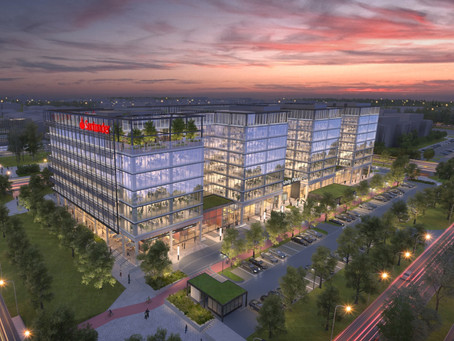 Unity Place breaks ground...