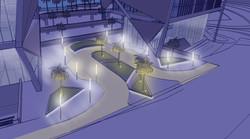 Business Bay Towers Dubai | Lightivity Lighting Design
