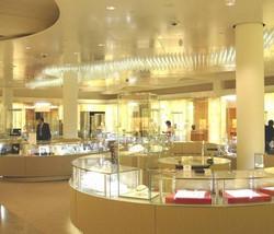 Harrods Fine Jewellery Room
