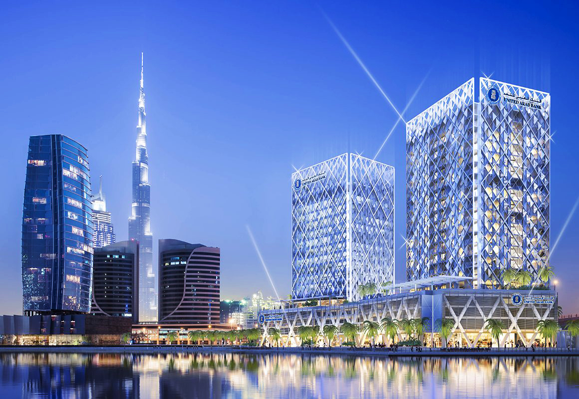 Business Bay Towers Dubai | Lightivity Lighting Design