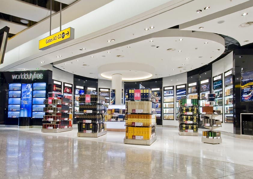 World of Duty Free London Heathrow