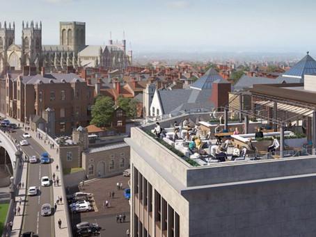 Malmaison York - Roof Top Bar opens!