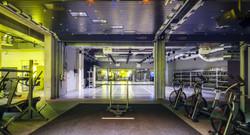 Gymbox Elephant & Castle | Lightivity Lighting Design