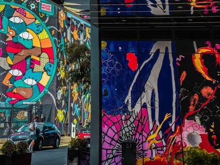 Shoreditch Village - An Urban Canvas