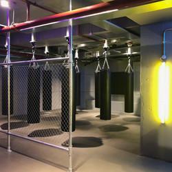 Gymbox Cannon Green | Lightivity Lighting Design