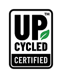 upcycled certified logo