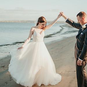 Coronado Cay's Wedding - Luke and Mary