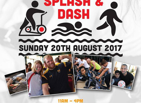 Cycle Splash Dash Event