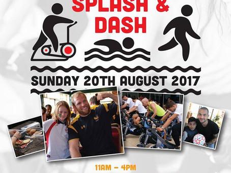 Cycle Splash Dash Event