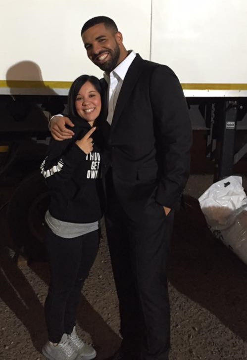 Kyla and Drake