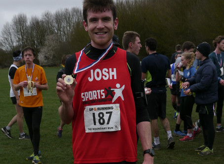 It's A Marathon Not A Sprint For Sports Connections Foundation's Latest Charity Champion!