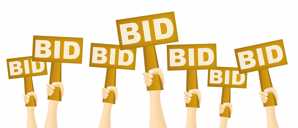 Get your bids in for the Sports Connections Foundation auction!