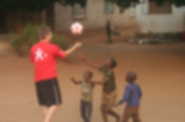 ITS International, Inspire Through Sport, SCF UK, Sports Connections Foundation, Childrens Charity, Children's Charity,