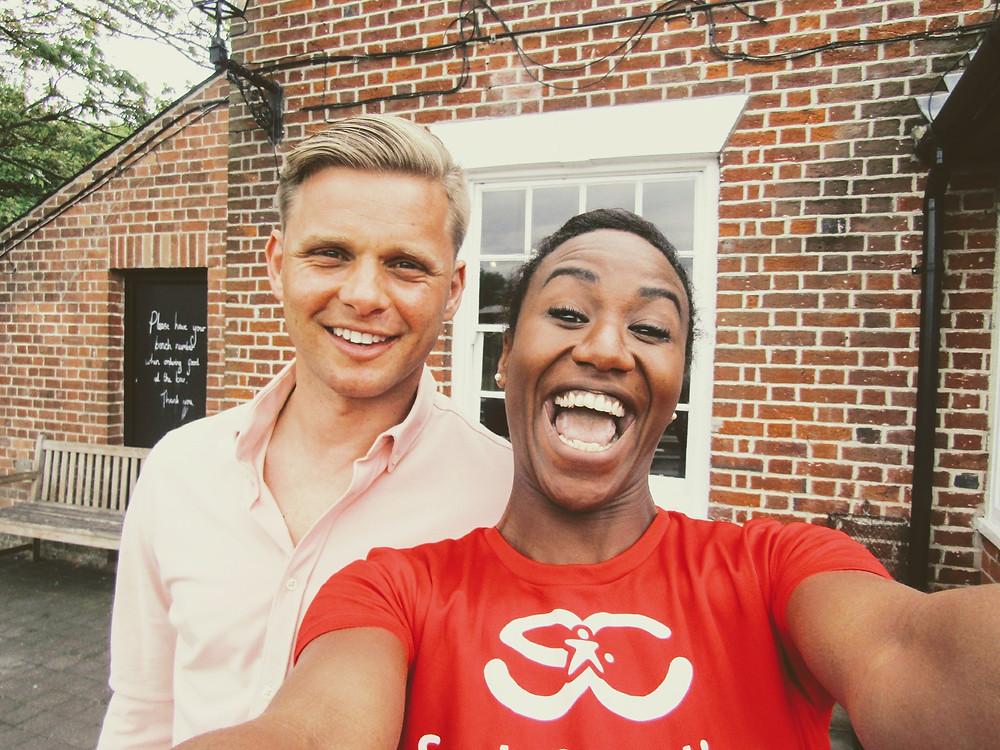 A cheeky SCF Selfie