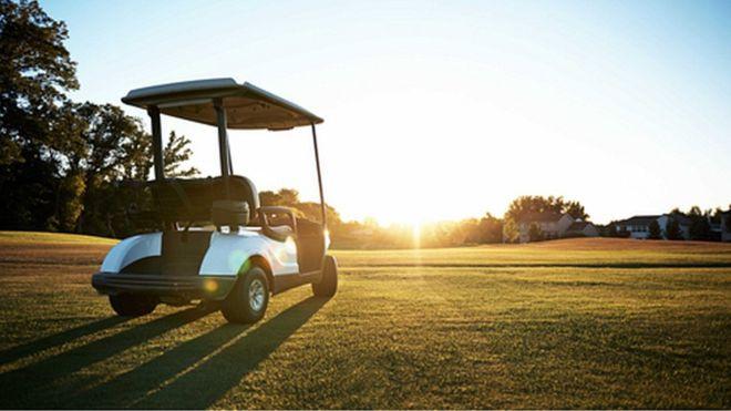 4 ball golf day at Barnham Broom Golf Club and Spa