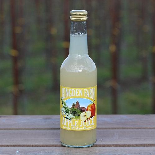 Elderflower & Apple Juice