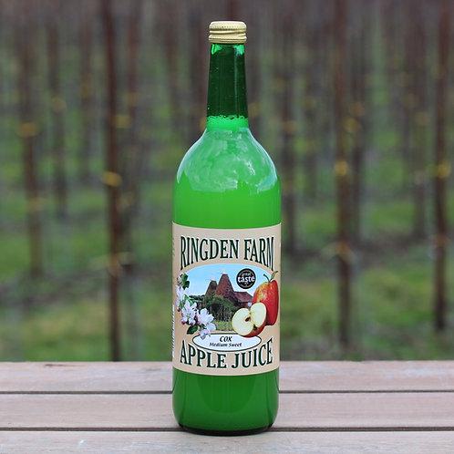Cox Apple Juice