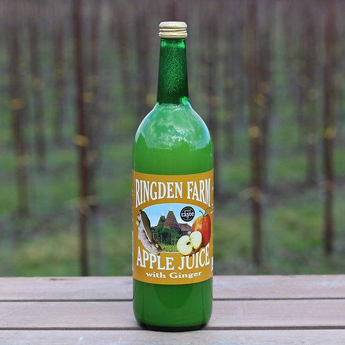 Ginger & Apple Juice