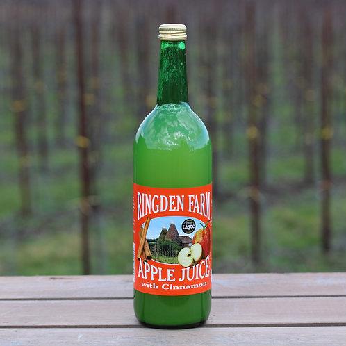Cinnamon & Apple Juice