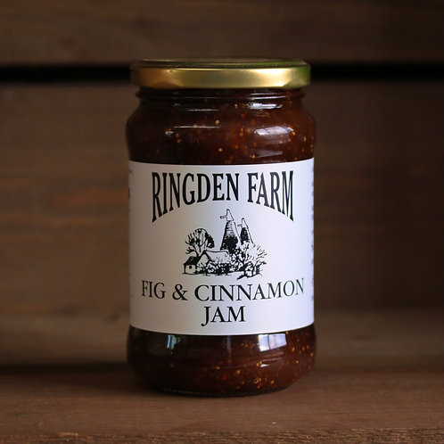Fig & Cinnamon Jam