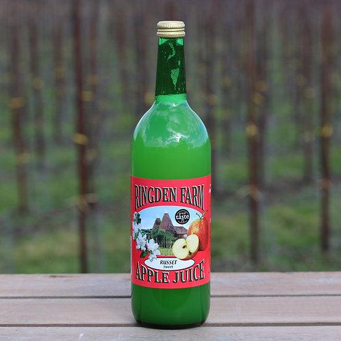 Russet Apple Juice