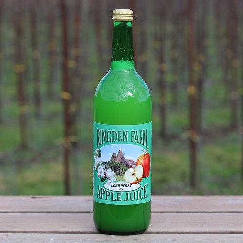 Lord Derby Apple Juice