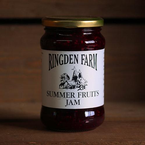 Summer Fruits Jam