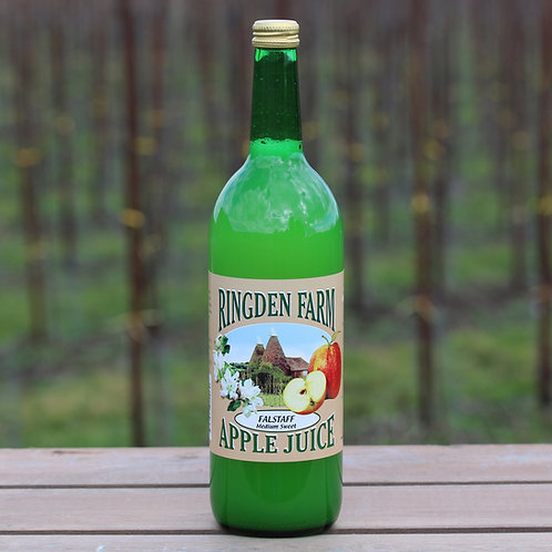 Falstaff Apple Juice