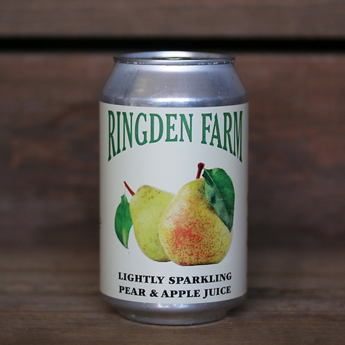 Sparkling Pear Juice