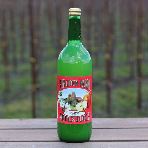 Spartan Apple Juice