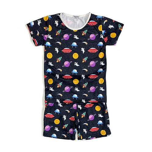 Pijama Espaço Sideral