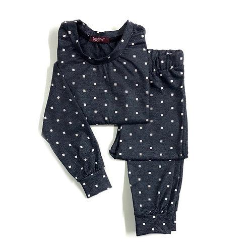 Pijama de Quadradinhos