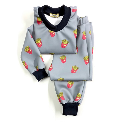 Pijama de Batata Frita