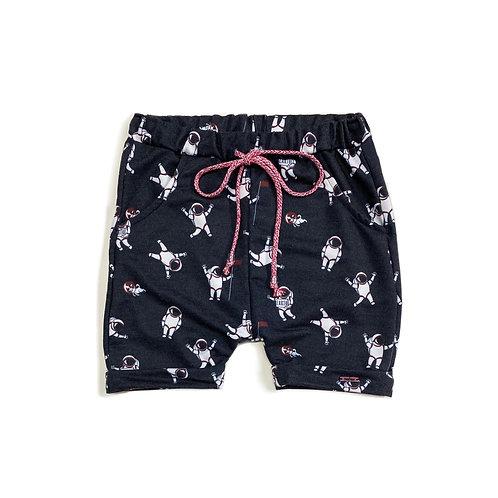 Shorts de Astronauta