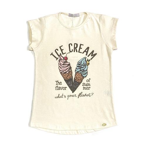 """Camiseta """"Ice Cream"""""""