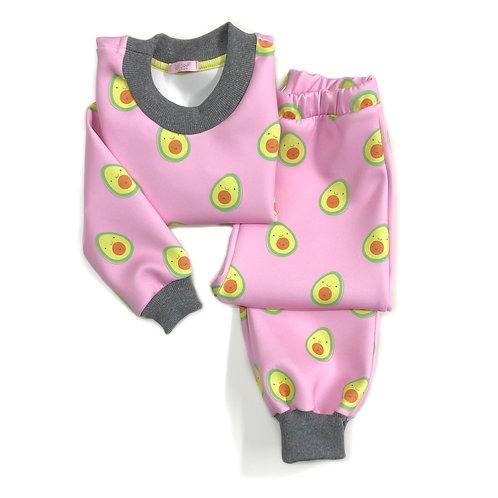 Pijama de Abacates