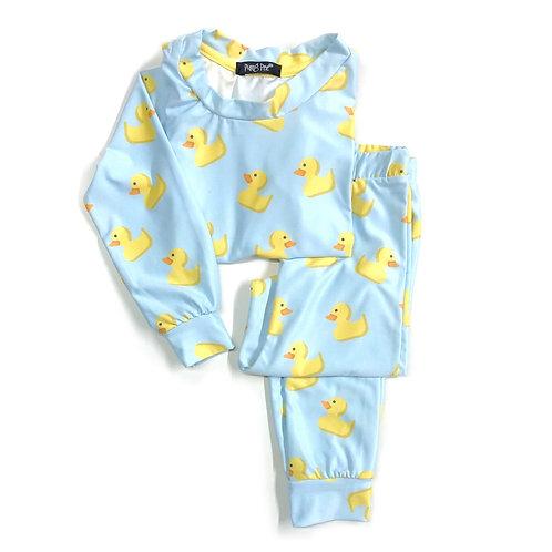 Pijama de Patinhos