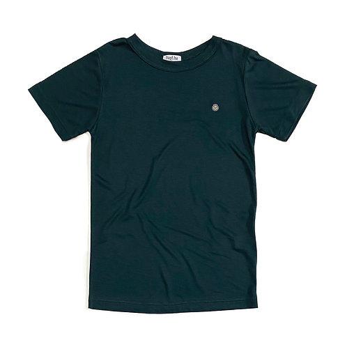 Camiseta Verde Escuro