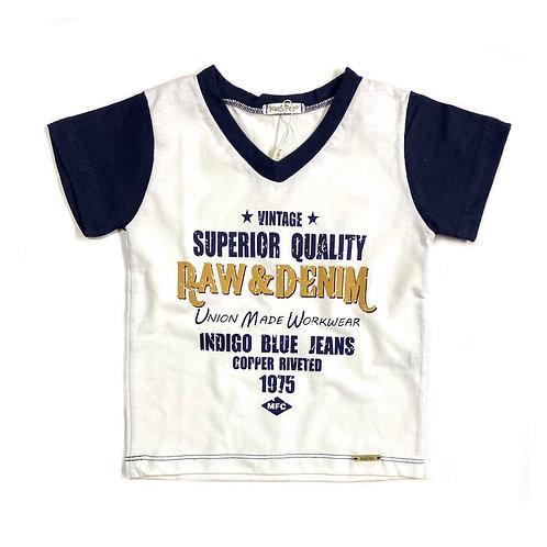 Camiseta Raw & Denim