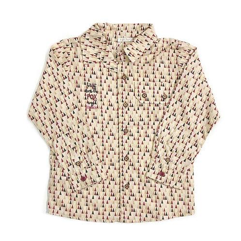 Camisa de Triângulos