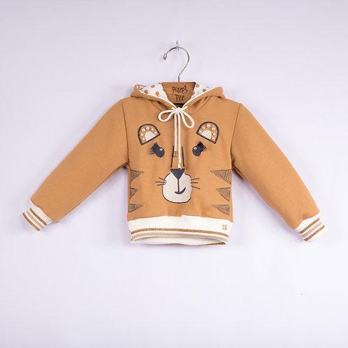 Blusa de Tigre