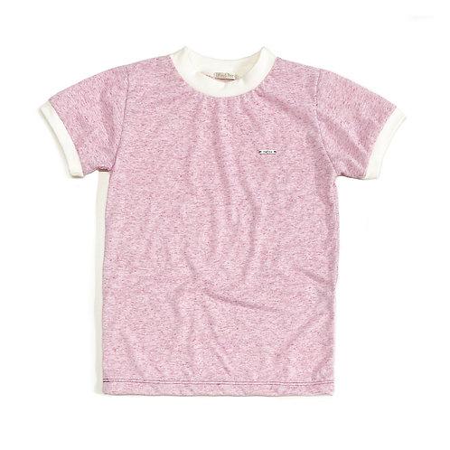 Camiseta Básica com Punhos